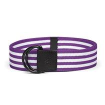 Adidas Ladies Webbing Belts Vivid Purple