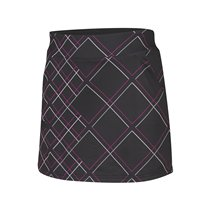 ClimaCool Graphic Diamond Printed Knit Skort